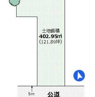 東上野芝町2丁 土地