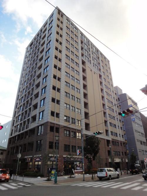 ライオンズマンション神戸栄町通 外観