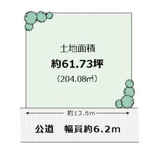 【和泉市 緑ヶ丘】売土地